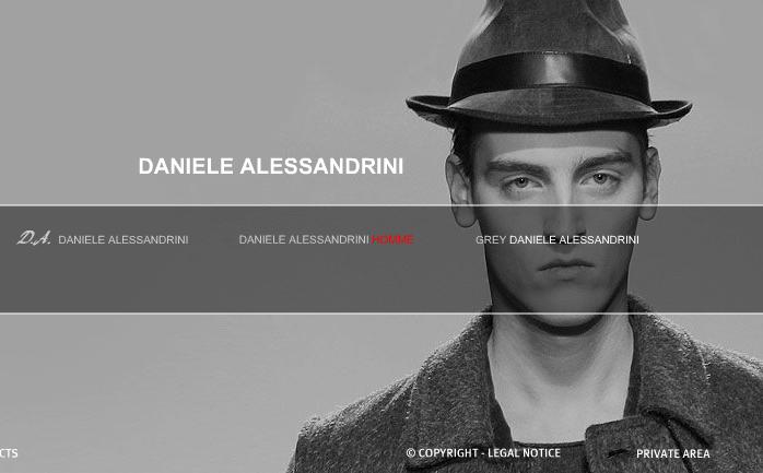 Daniele Alessandrini Nuova Sfilata