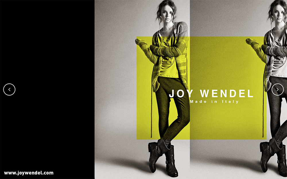 Joy Wendel E Albergen, Shoes Made In Italy