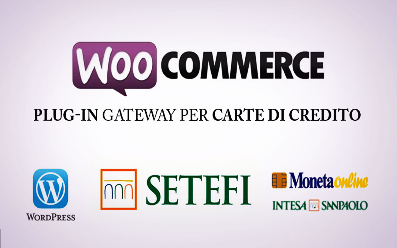 SETEFI MONETAWEB Plugin Per WooCommerce E WordPress