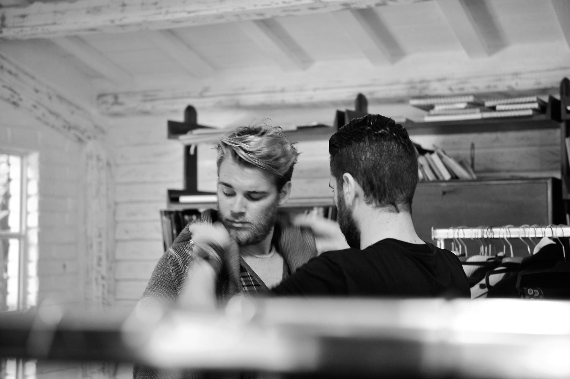 Backstage LABO24 Agosto RETOIS+REDELMARE 2014 _PAL5612 Raffaele Turci