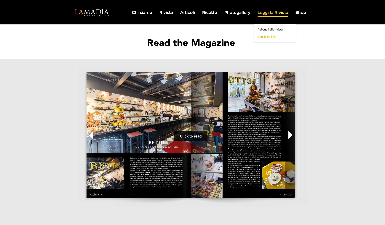 LaMadia Magazine