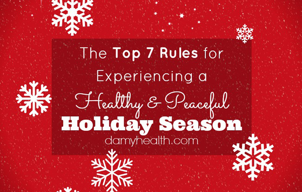 7 Rules To Enjoy Winter And Peaceful Holiday Season